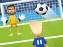 Futbol Penaltı Atışı Oyunu