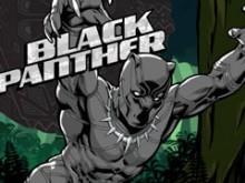 Black Panter Orman kovalamacası